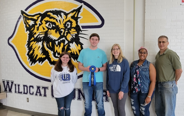 CHS FFA - 1ST FORESTRY - 2021group